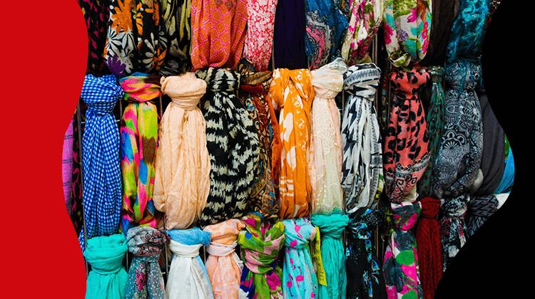 Fashion Trends- Cómo combinar bellos fulares con tus look favoritos