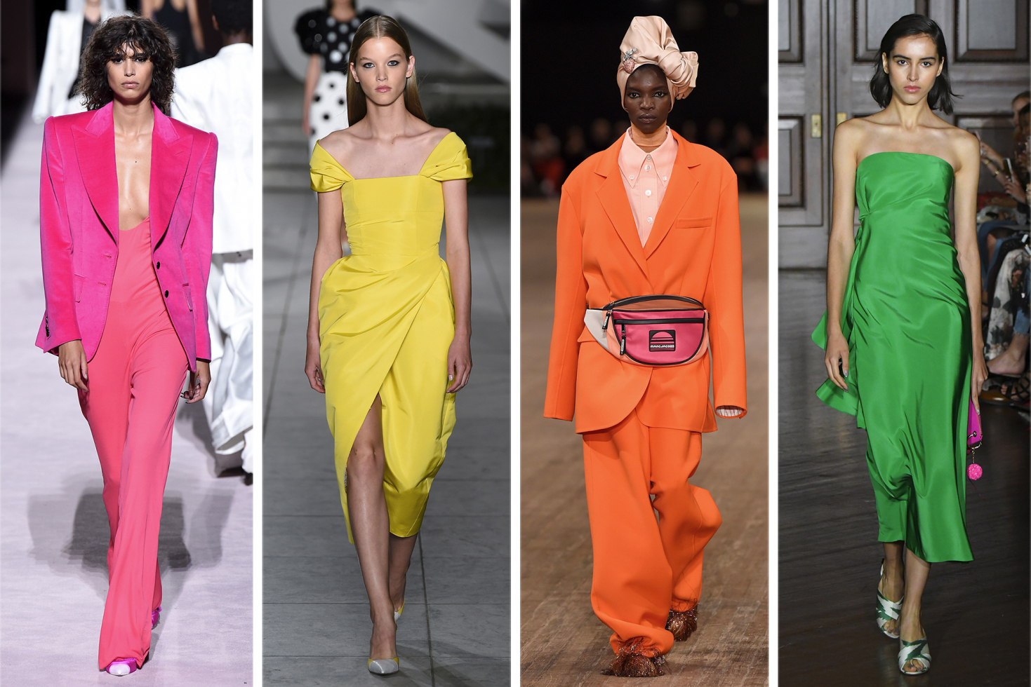 Fashion Trends - Descubre los colores en tendencia para el verano 2021