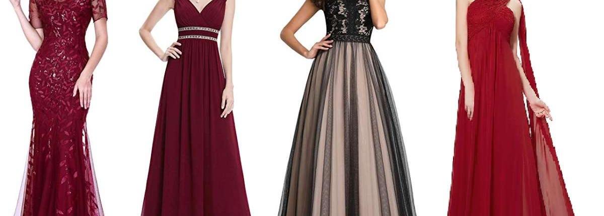 Fashion trends- Vestidos de noche mas elegantes para lucir en una reunion especial. banner