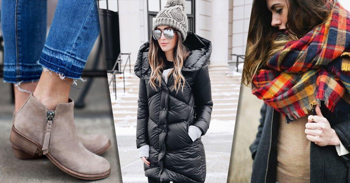 Fashion Trends-Prendas de vestir que no pueden faltar para el invierno- banner