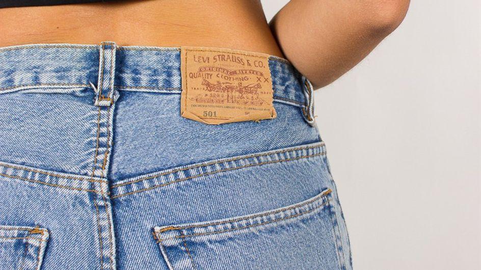 Fashion Trends MX - vaqueros Levis - Titulo