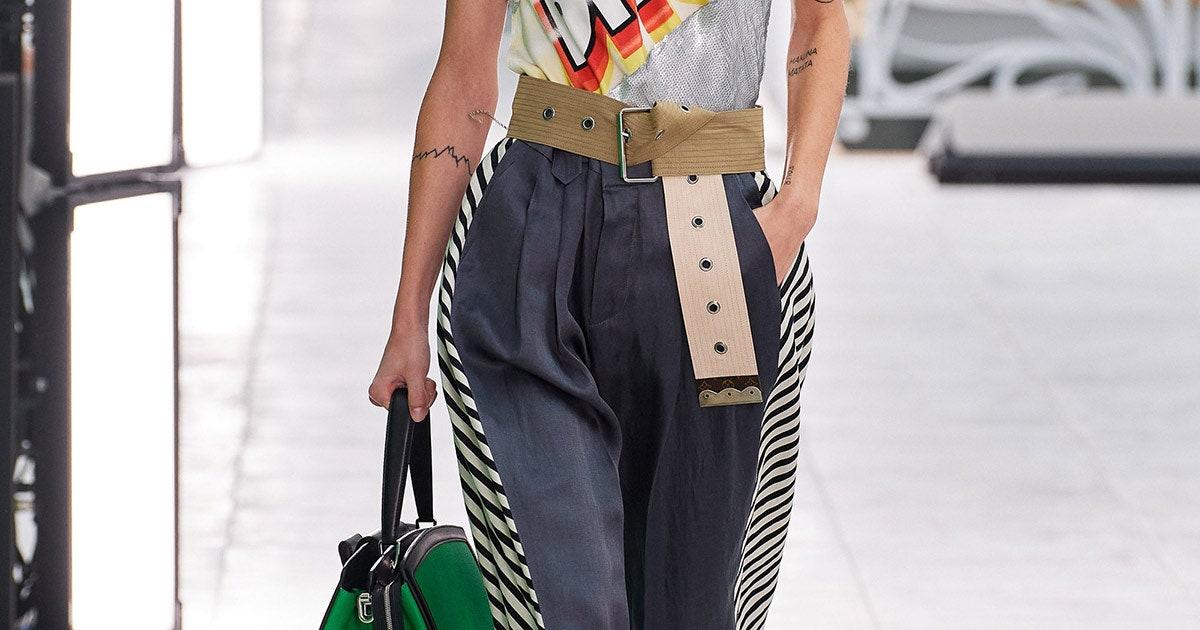 Fashion Trends MX - Sastreria holgada - portada