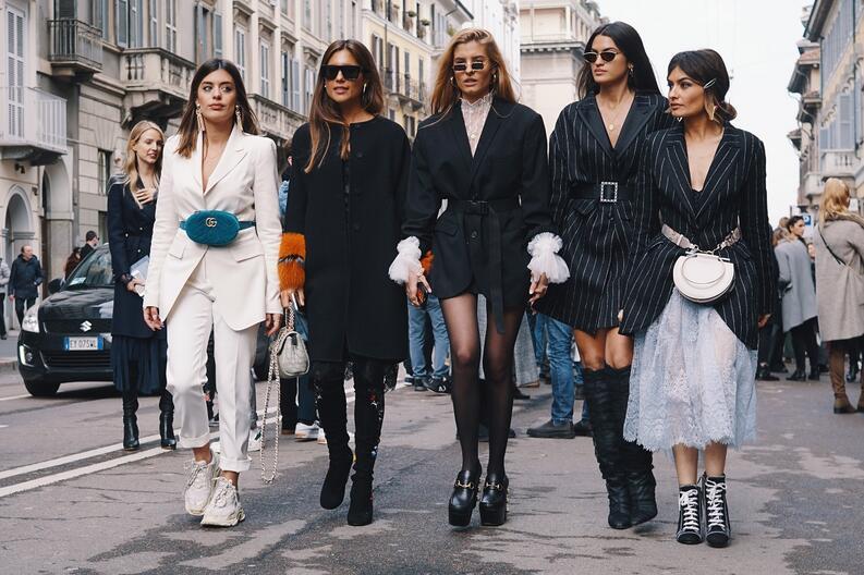 Fashion Trends MX - prendas de vestir - portada