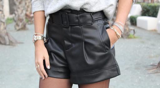 Fashion trends MX - shorts de cuero - portada