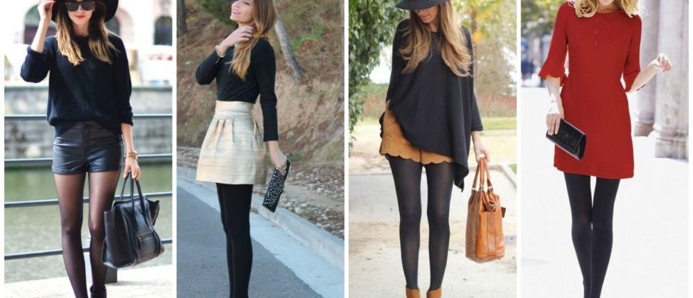 Fashion Trends MX - medias negras - Portada