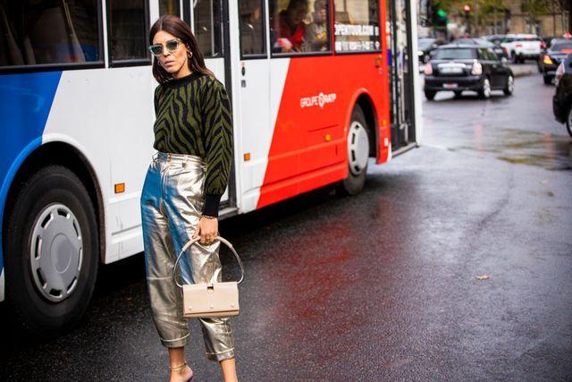 Fashion Trends MX - colores metalizados - portada