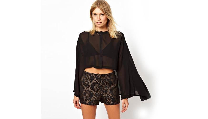 Fashion Trends MX - Blusas transparentes - Portada