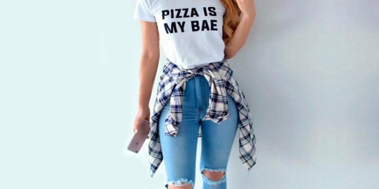 Fashion Trends MX - Complementa tu look con una camisa amarrada a la cintura - Portada