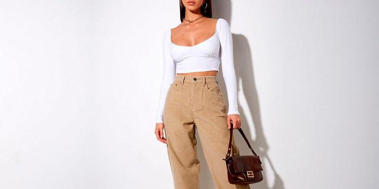 Fashion Trends MX - pantalon beige - Portada