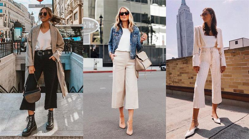 Fashion Trends MX - Pantalon Culotte - Portada