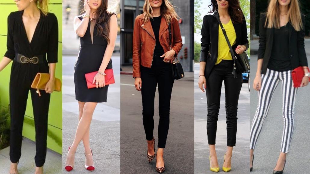 Fashion Trends Mx - Vestir de negro y lucir fashion - banner